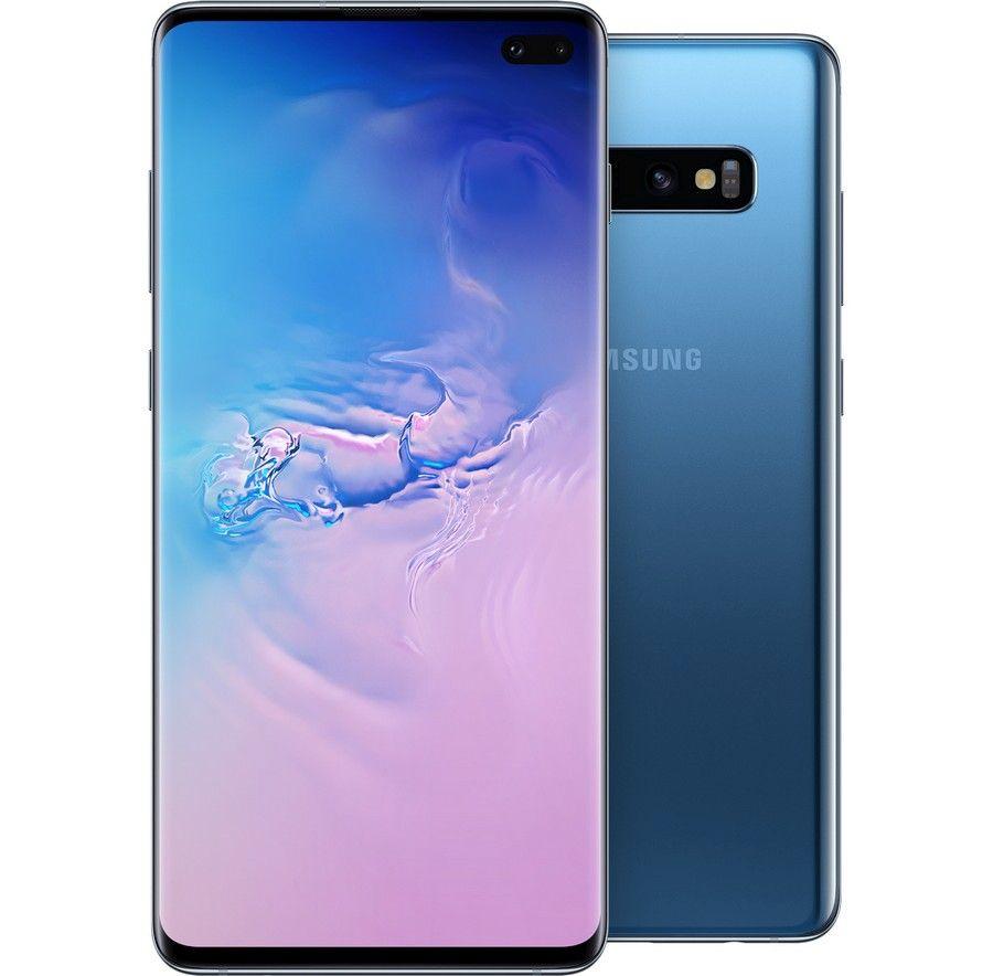 Samsung G975 Galaxy S10+ Dual SIM 128GB modrá
