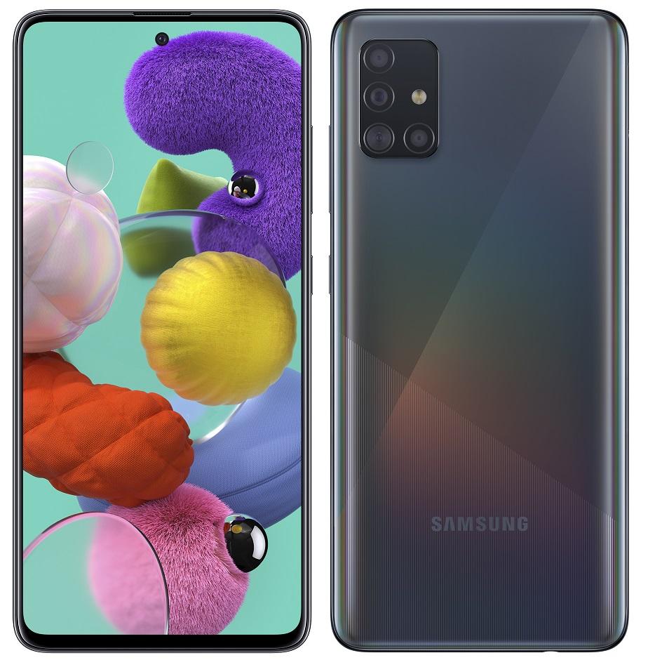 Samsung A515 Galaxy A51 černá