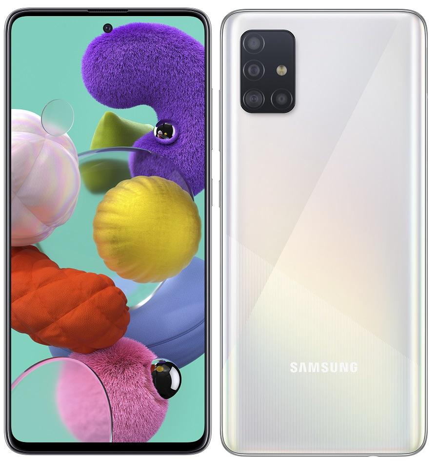 Samsung A515 Galaxy A51 bílá