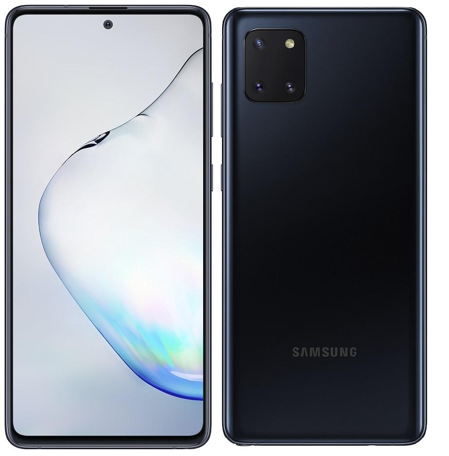 Samsung N770 Galaxy Note10 Lite černá