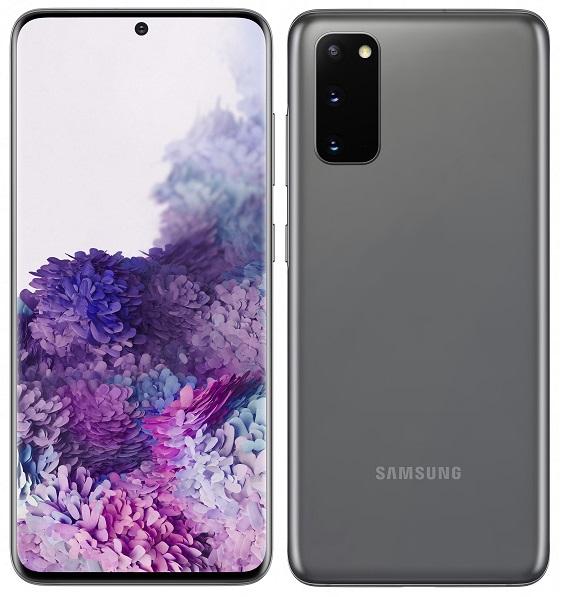 Samsung G980 Galaxy S20 šedá