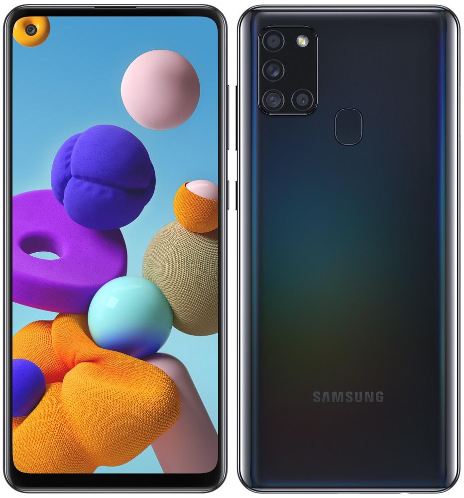 Samsung Galaxy A21s, 3GB/32GB, Black