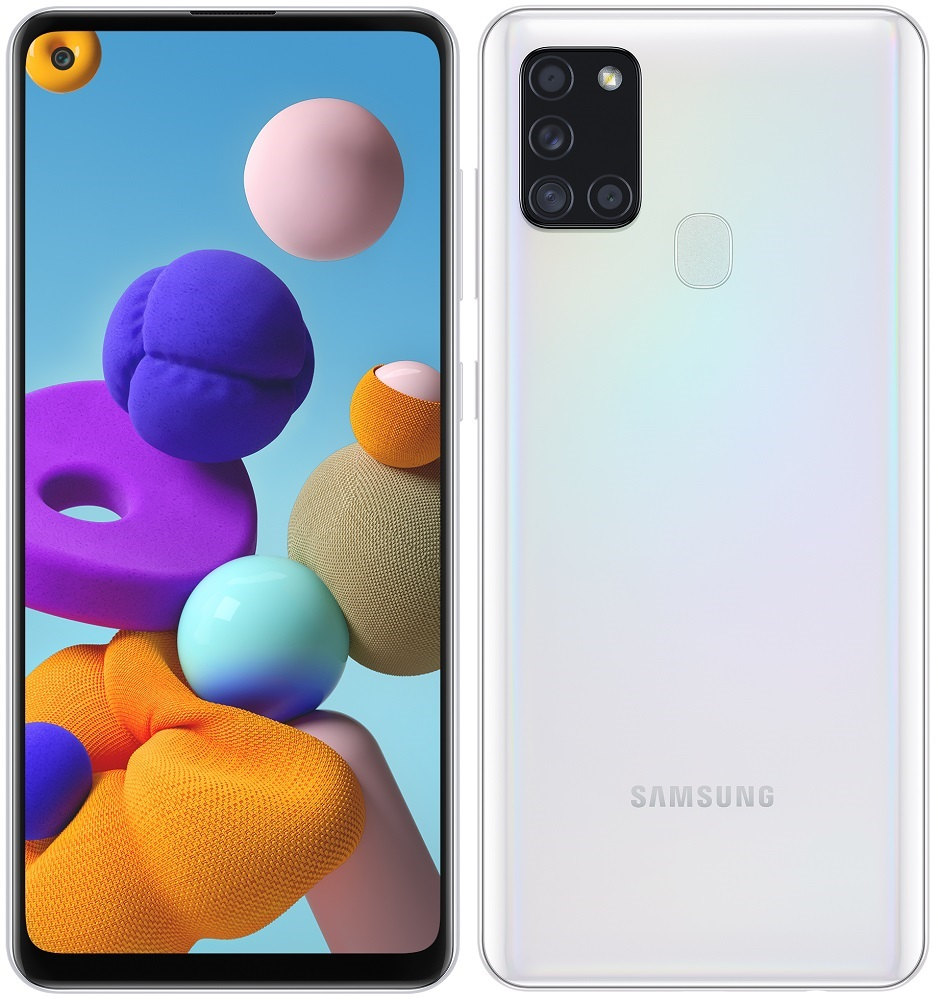 Samsung Galaxy A21s, 3GB/32GB, White
