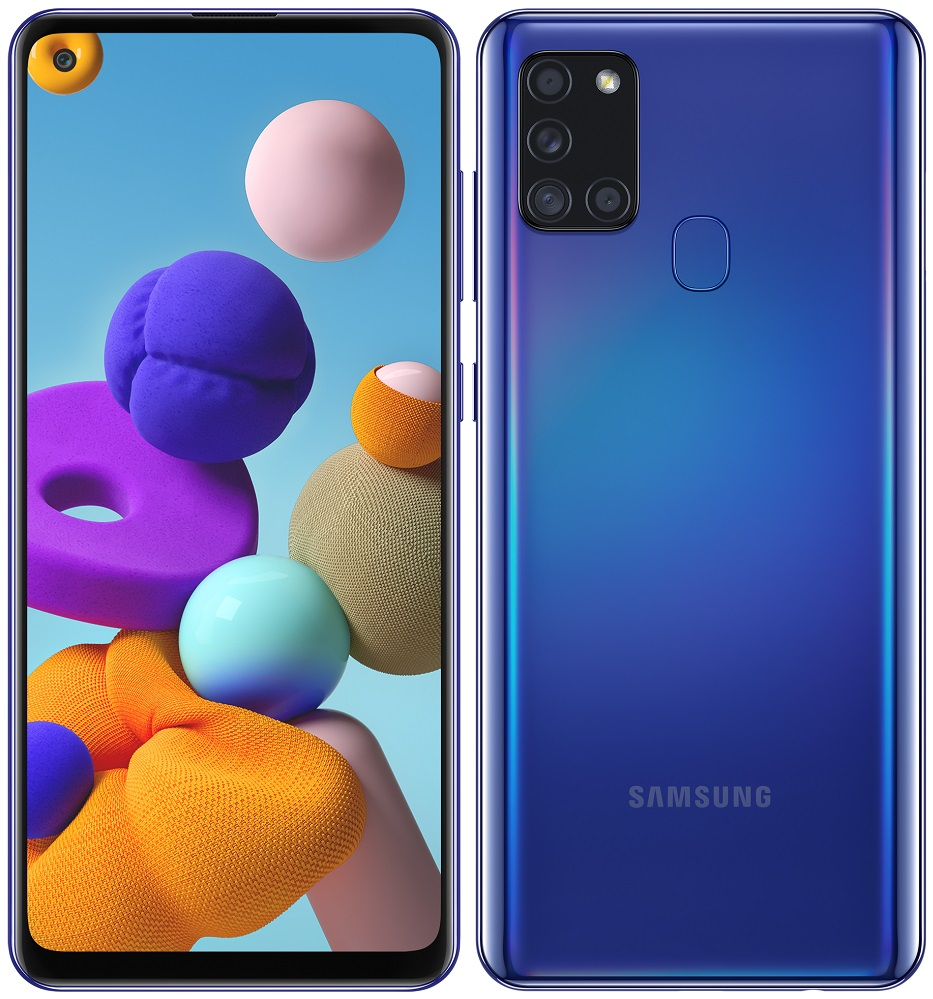 Samsung Galaxy A21s, 4GB/64GB, Blue
