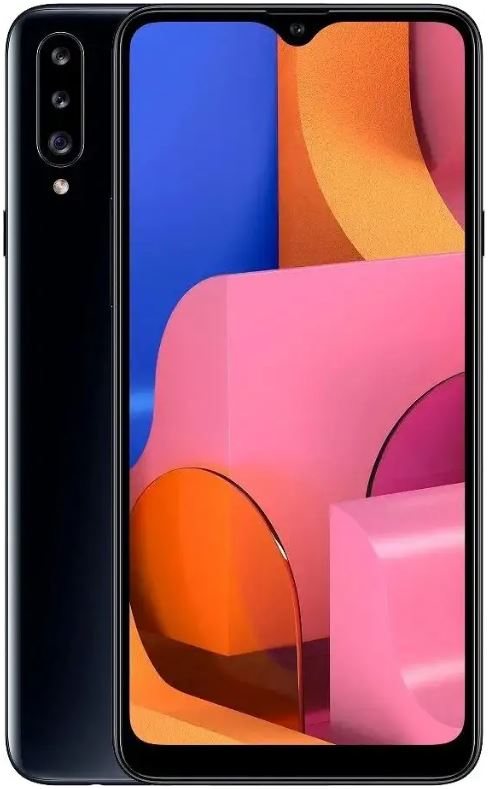 Samsung Galaxy A20s, 3GB/32GB, Black