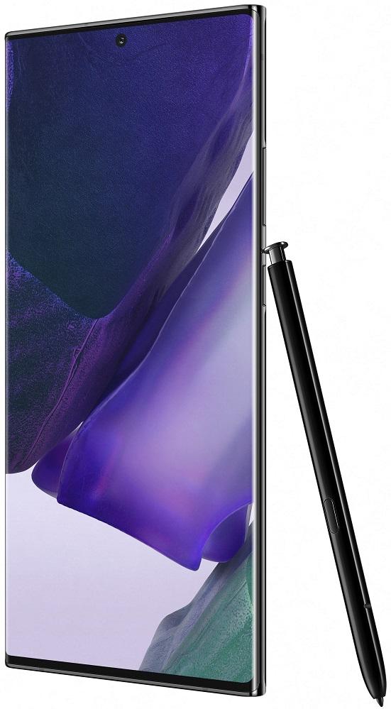 Samsung Galaxy Note20 Ultra 5G, 12GB/256GB, Black