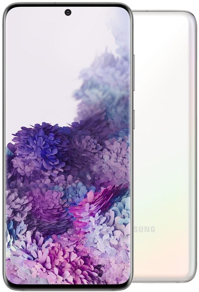Samsung G980 Galaxy S20 Bílá