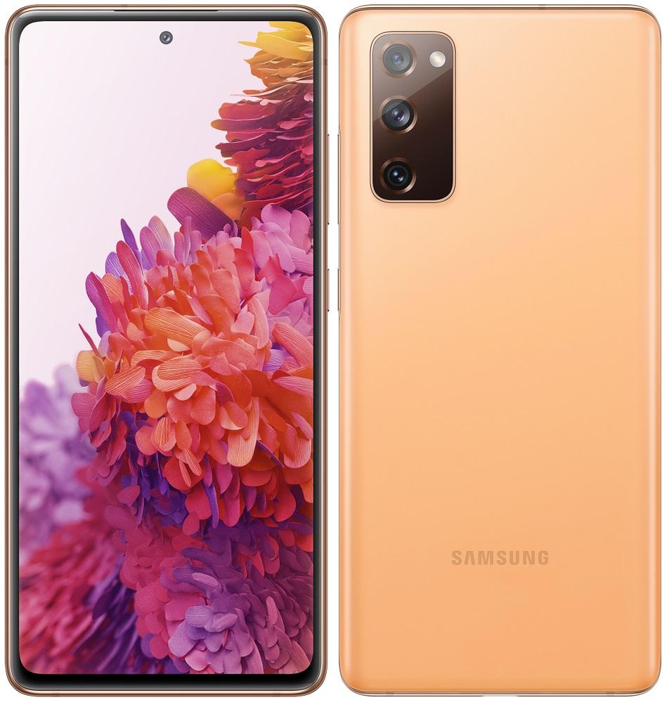 Samsung G780 Galaxy S20 FE Orange