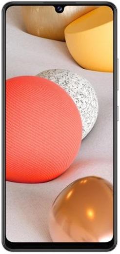 Samsung Galaxy A42 5G, 4GB/128GB, bílá