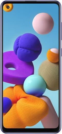 Samsung Galaxy A21s 4GB/128GB bílá