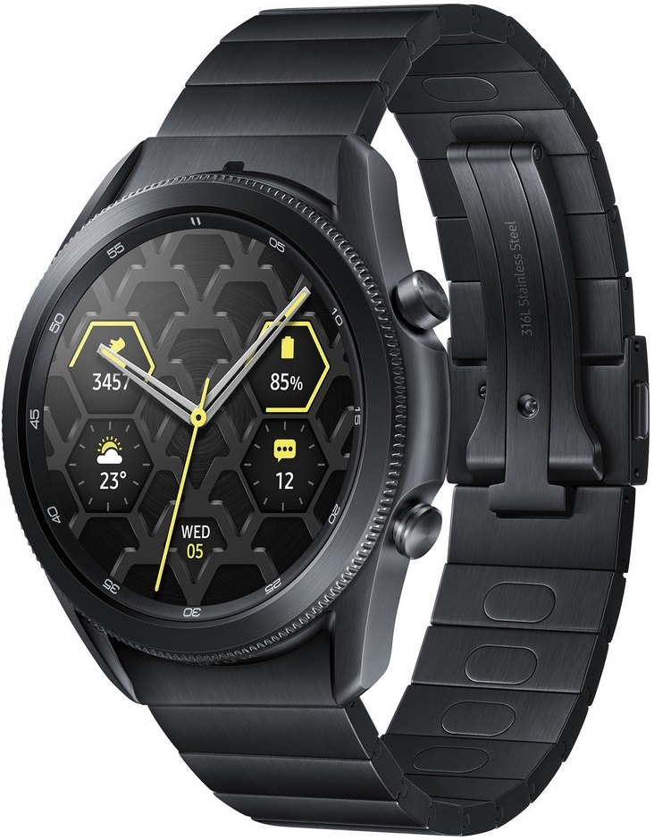 Samsung Galaxy Watch3 BT 45mm Titanium