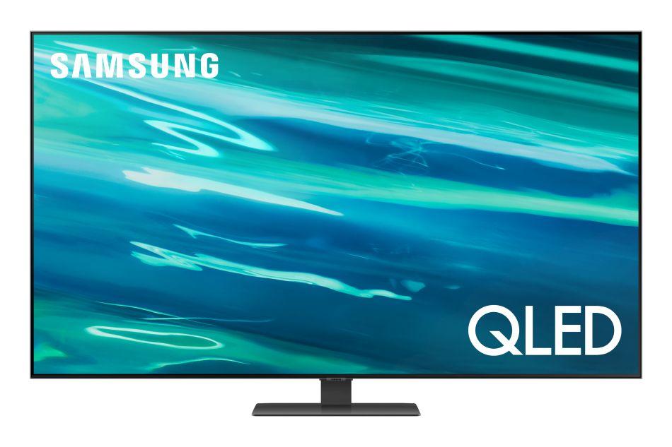Samsung Qled televize Qe55q80aatxxh