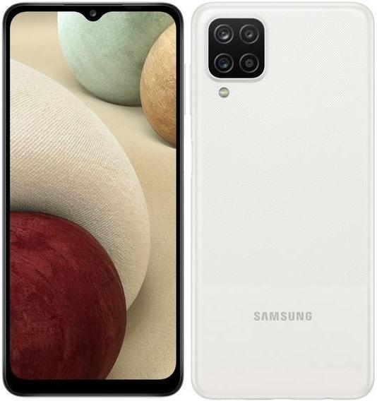 Samsung smartphone A127 Galaxy A12 32Gb Bílá
