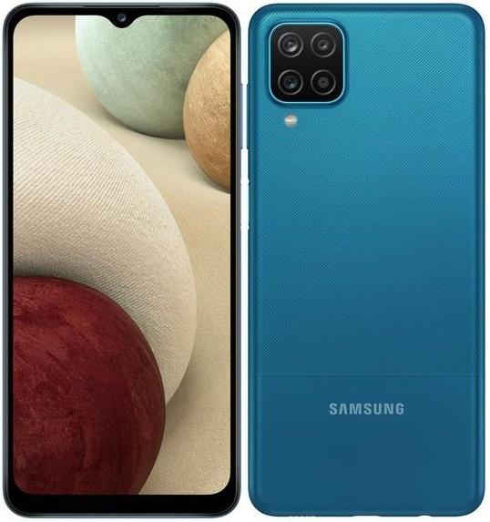 Samsung smartphone A127 Galaxy A12 128Gb Modrá