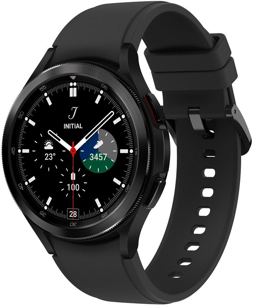Samsung Galaxy chytré hodinky Watch4 Classic (46mm) Bt Black