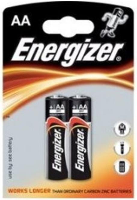 ENERGIZER E30013300 Power alkaline AA/2 - Baterie Energizer BASE AA 2ks