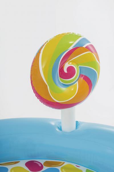 Hrací centrum Candy Zone Intex 57149 295x191x130 cm + DOPRAVA ZDARMA