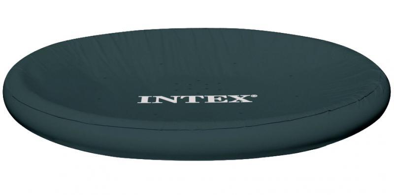 Bazénová plachta EASY Intex 28021 černá 305 cm