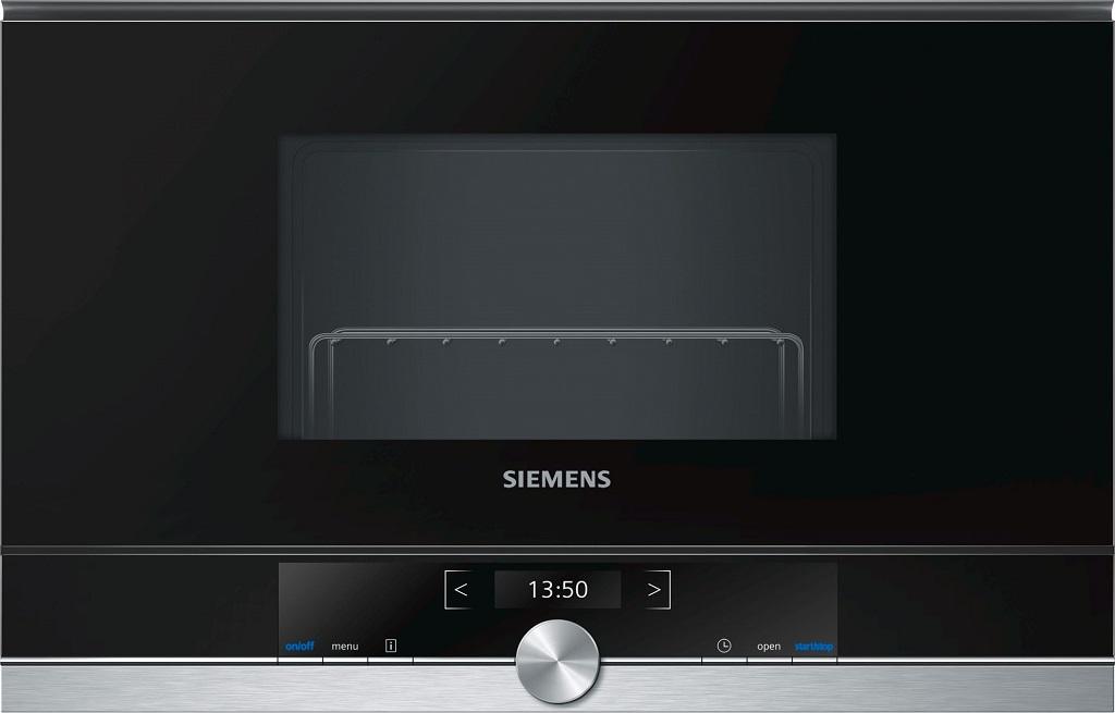 Siemens vestavná mikrovlnná trouba Be 634Lgs1