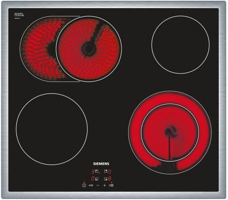 Siemens sklokeramická varná deska Et645hn17e