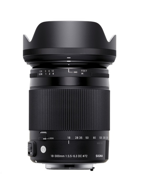 SIGMA 18-300/3.5-6.3 DC MACRO OS Nikon