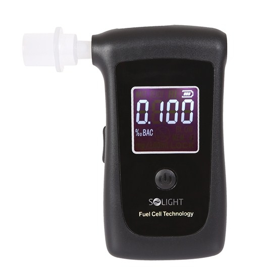 Solight 1T06 alkohol tester Fuel Cell