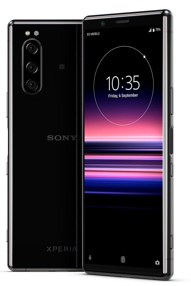 Sony Xperia 5 Dual SIM černá