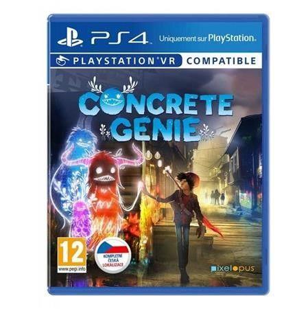 Concrete Genie VR (PS4)