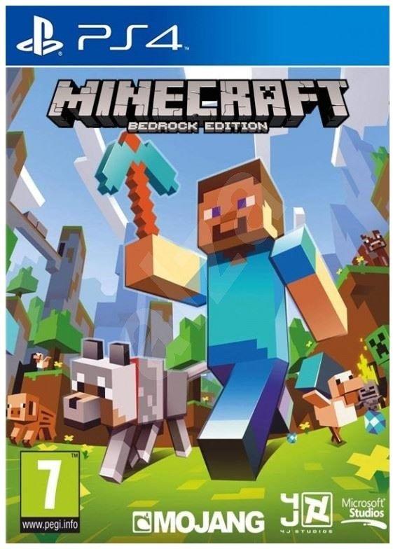 Minecraft Bedrock (PS4)