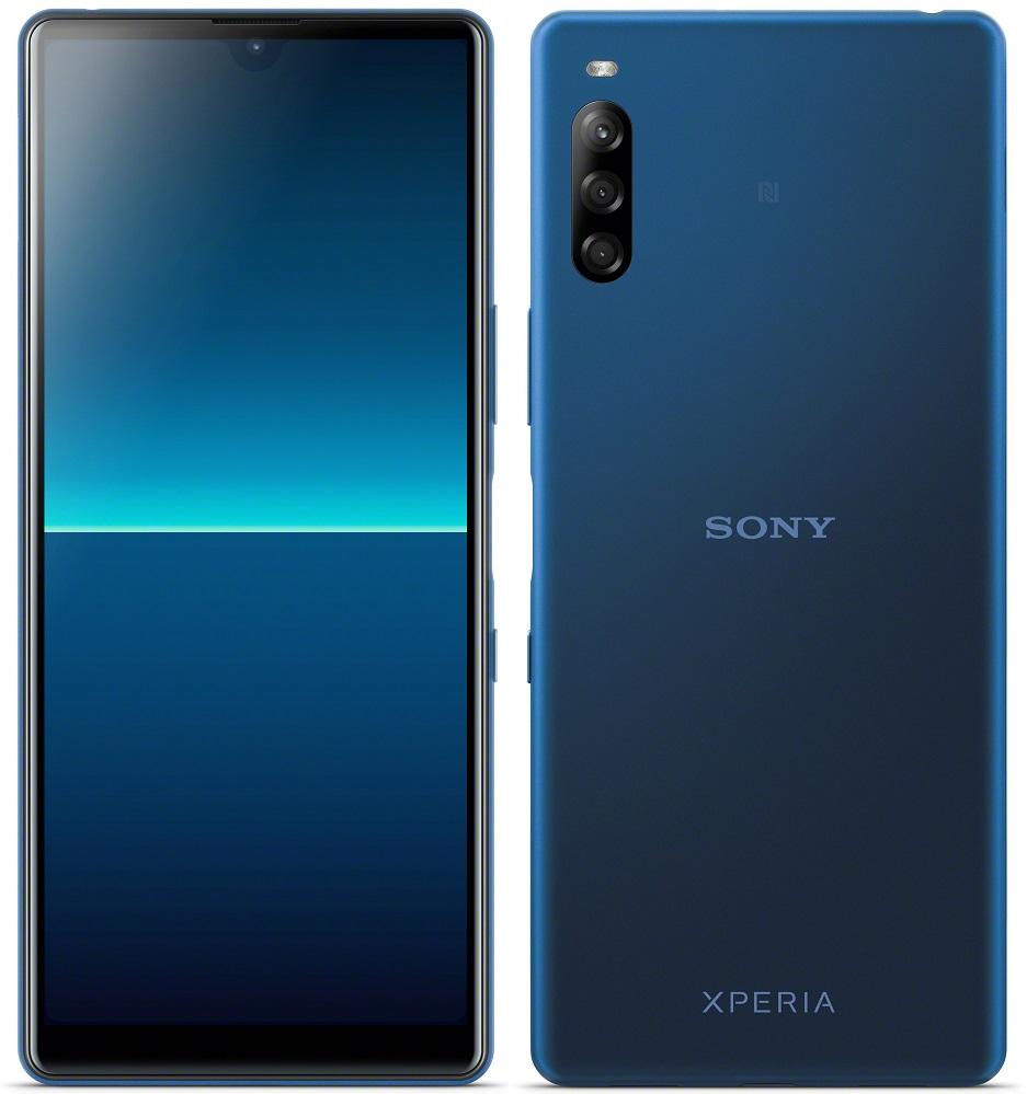 Sony Xperia L4 modrá