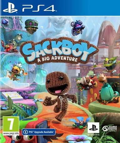 Sackboy: A Big Adventure! (PS4)