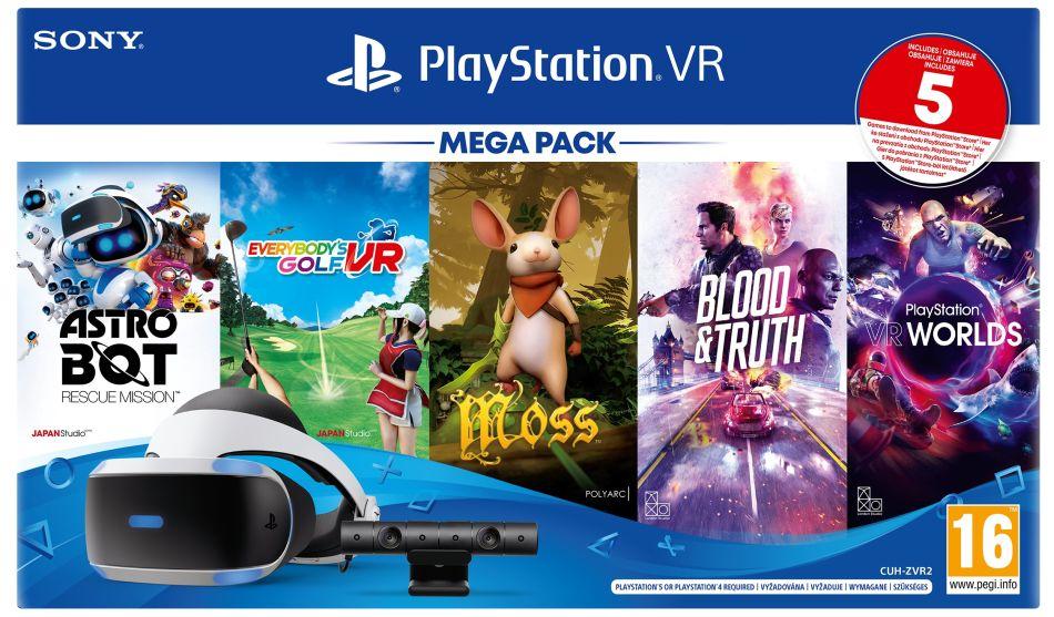 PlayStation VR V2 Mega Pack3