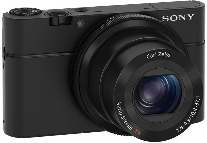 Sony DSC-RX100 + DOPRAVA ZDARMA