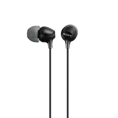 Sony MDR-EX15LPB.AE hudební sluchátka do uší,Black