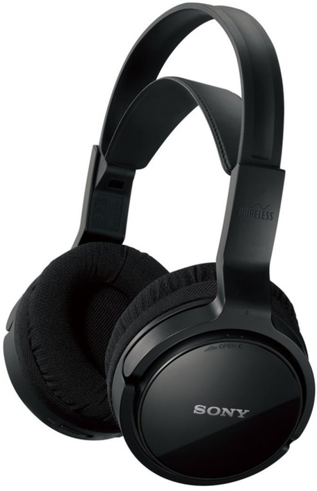 SONY RF sluchát.MDR-RF811RK,černá