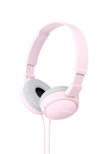 Sony MDR-ZX110P hud. sluchátka 30mm s mostem, Pink