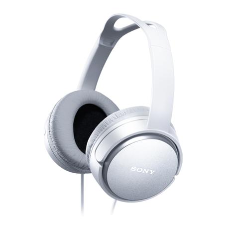 Sony MDR-XD150 Hi-Fi sluchátka 40mm s mostem,White