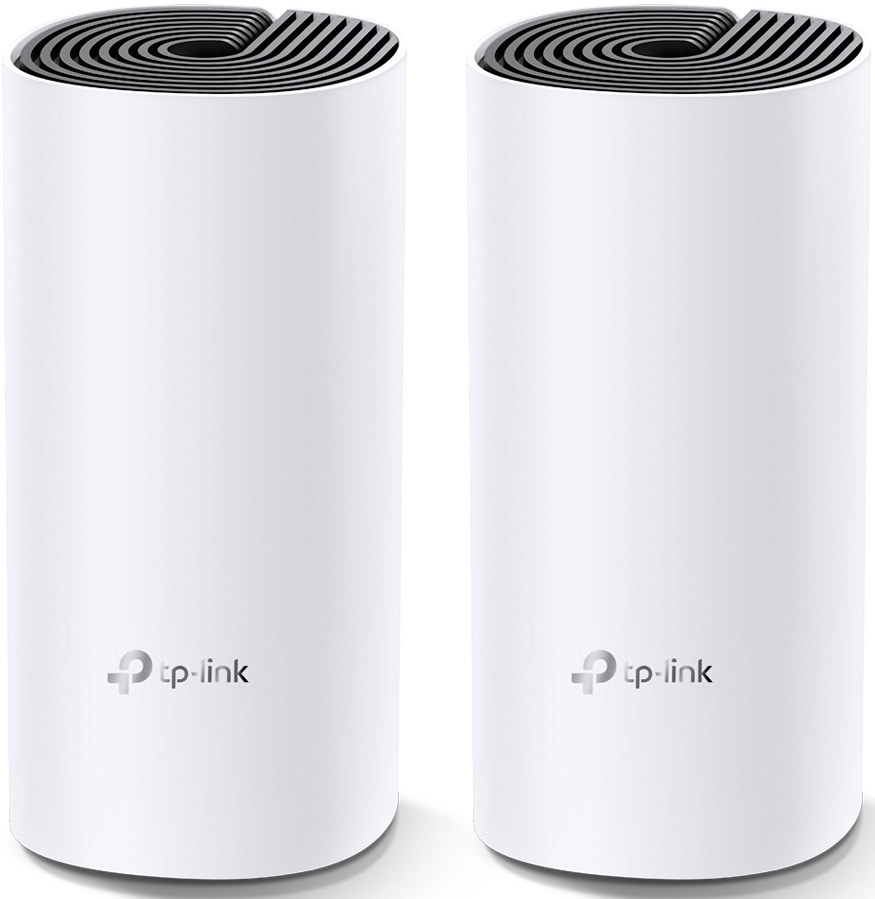 TP-Link AC1200 Whole-Home Mesh Wi-Fi System Deco M4(2-Pack)