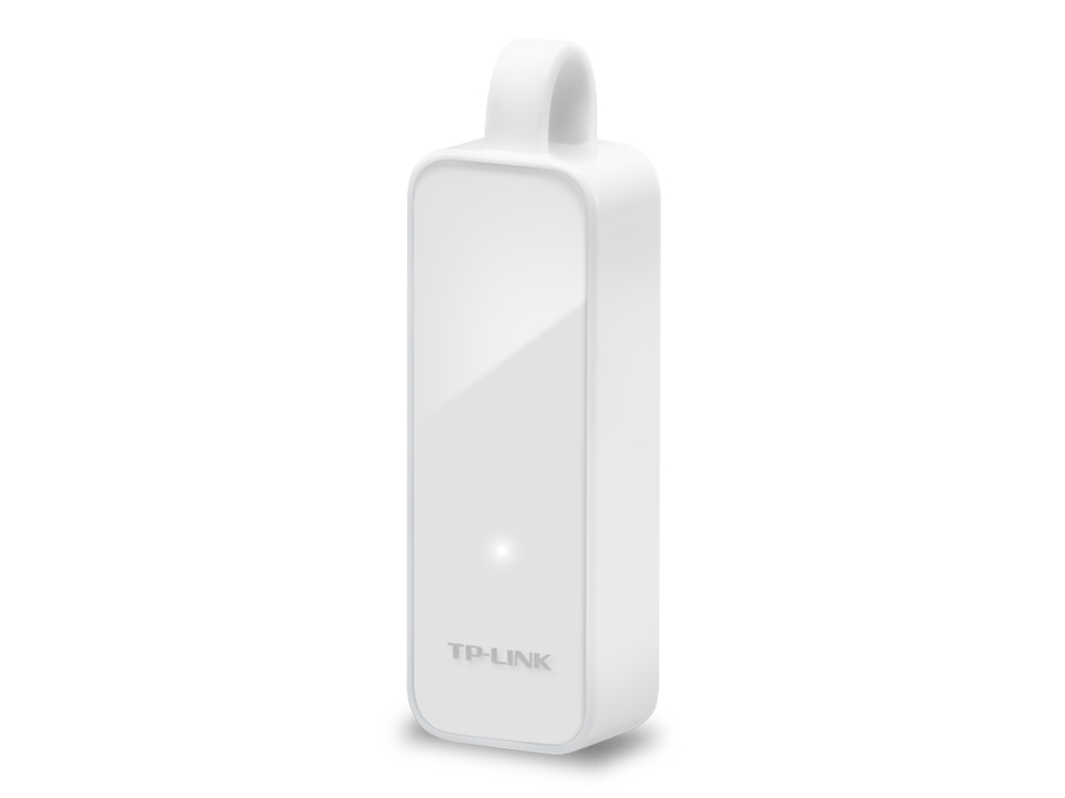 TP-Link UE300, USB 3.0 to Gigabit Ethernet Adapter