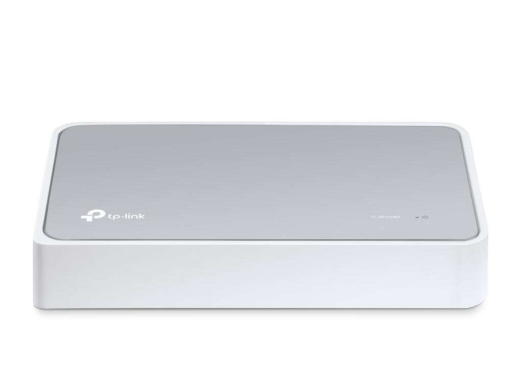 TP-LINK TL-SF1008D 8-port Desktop Switch