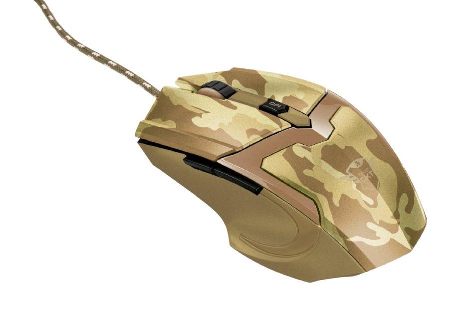 Trust GXT 101D Gav Optical Gaming Mouse 22794