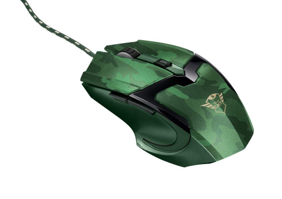 Trust GXT 101D Gav Optical Gaming Mouse 22793