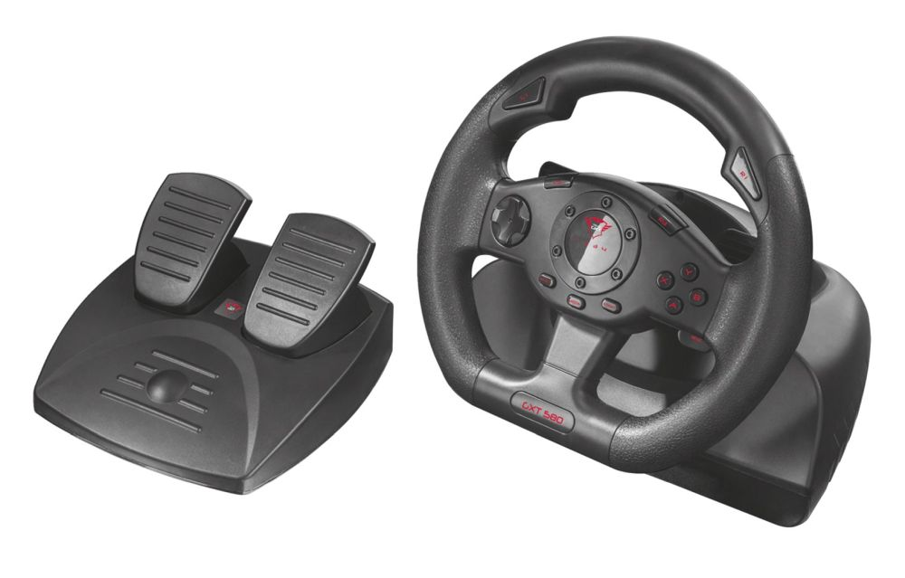 TRUST GXT 580 Racing Wheel