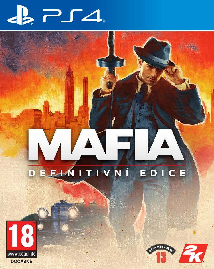 Mafia I Definitive Edition (PS4)
