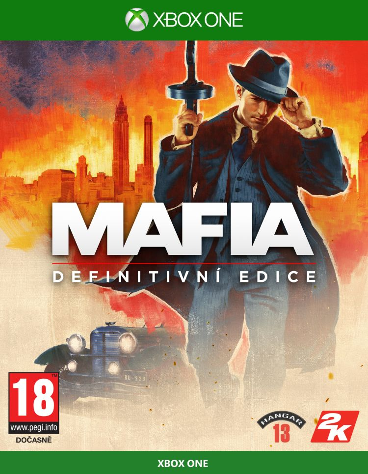 Mafia I Definitive Edition (Xbox One)