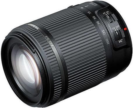 Tamron AF 18-200mm f/3,5-6,3 Di II VC Canon