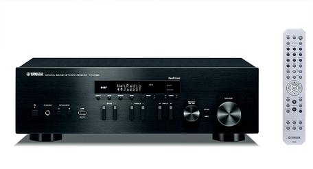 Yamaha Av receiver R-n402 (D) Black