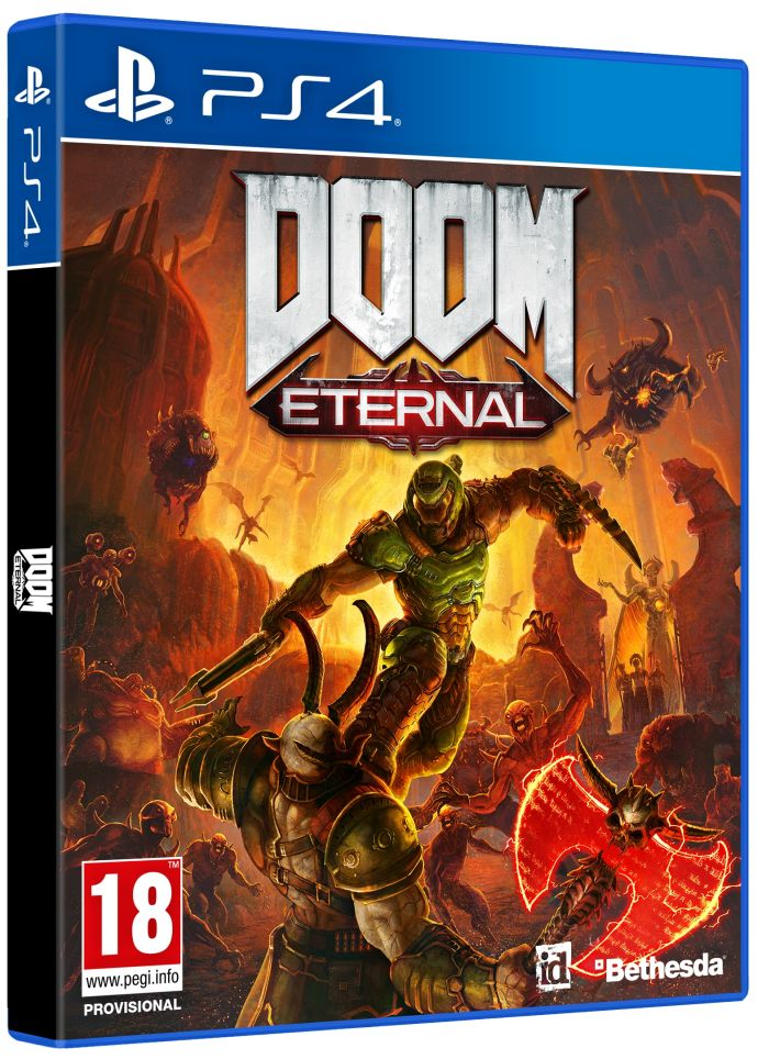 Doom Eternal - PS4