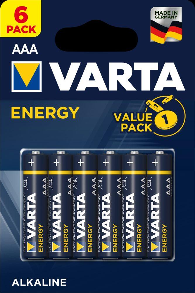 VARTA ENERGY 6 AAA 4103229416