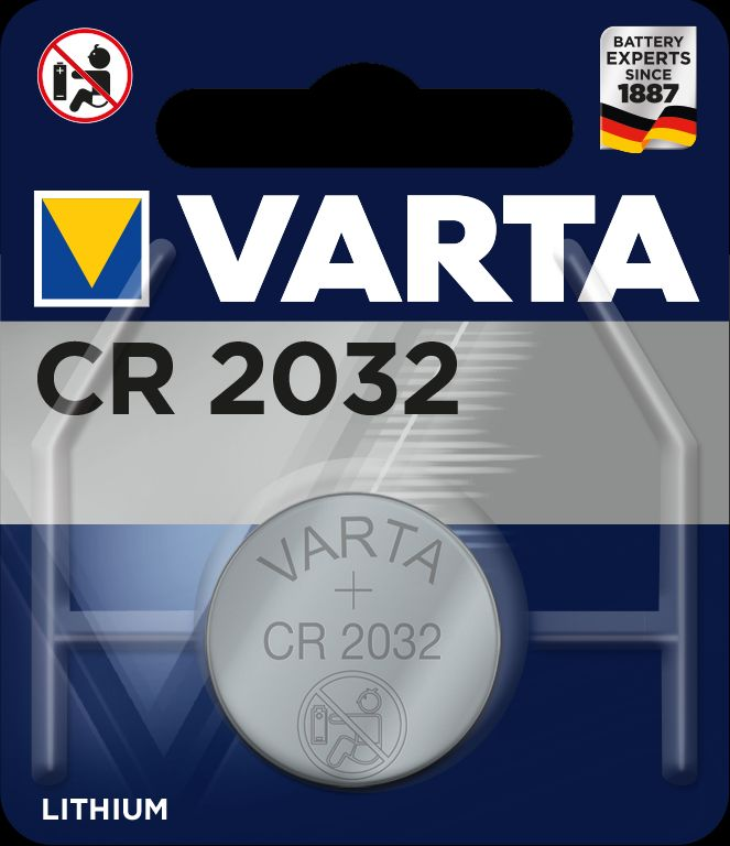 VARTA CR 2032 Electronics 6032112401